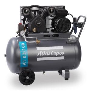 Atlas Copco ATB Piston Air Compressor 2.0HP   100L