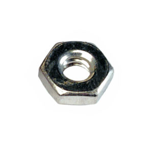 3/16IN BSW STAINLESS HEX NUT 304/A2 - 45PK