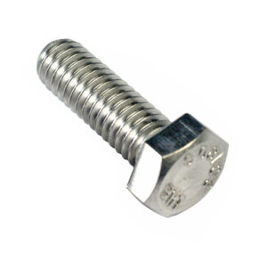 316/A4 SET SCREW & NUT M10 X 25 (B)