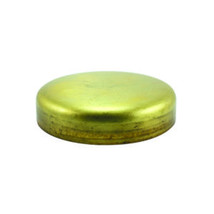 1-1/2IN BRASS EXPANSION (FROST) PLUG - CUP TYPE