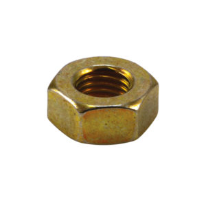M6 X 1.00 HEXAGON NUT - 40PK