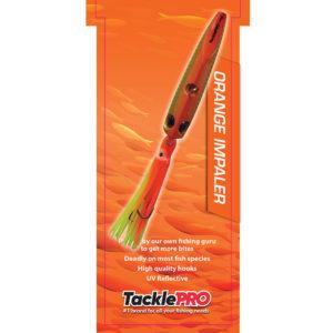 TacklePro Inchiku Lure 60G - Orange Impaler