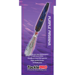TacklePro Inchiku Lure 40G - Purple Piranha