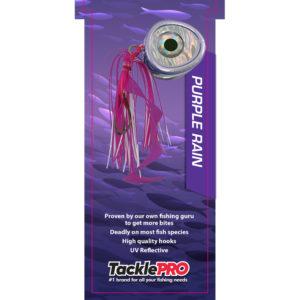 TacklePro Kabura Lure 200gm - Purple Rain
