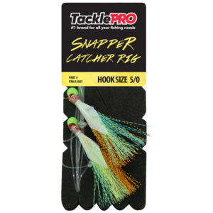 TacklePro Snapper Catcher Gold – 5/0