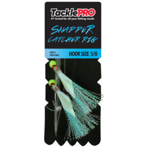 TacklePro Snapper Catcher Blue – 5/0