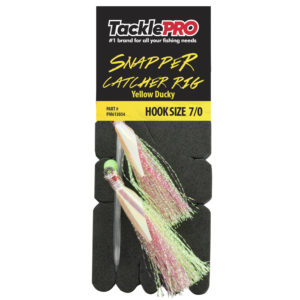 TacklePro Snapper Catcher Yellow - 7/0