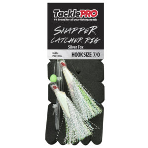 TacklePro Snapper Catcher Silver - 7/0