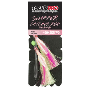 TacklePro Snapper Catcher Pink - 7/0