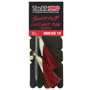 TacklePro Snapper Catcher Red - 7/0